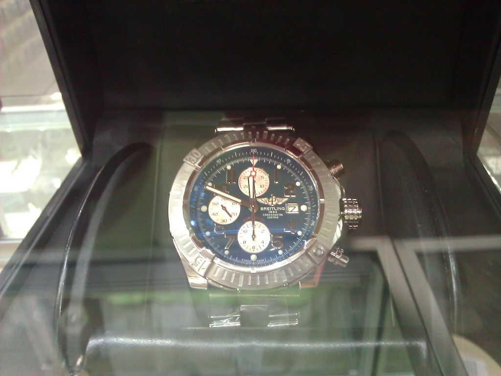 Breitling Avenger Watch Costco