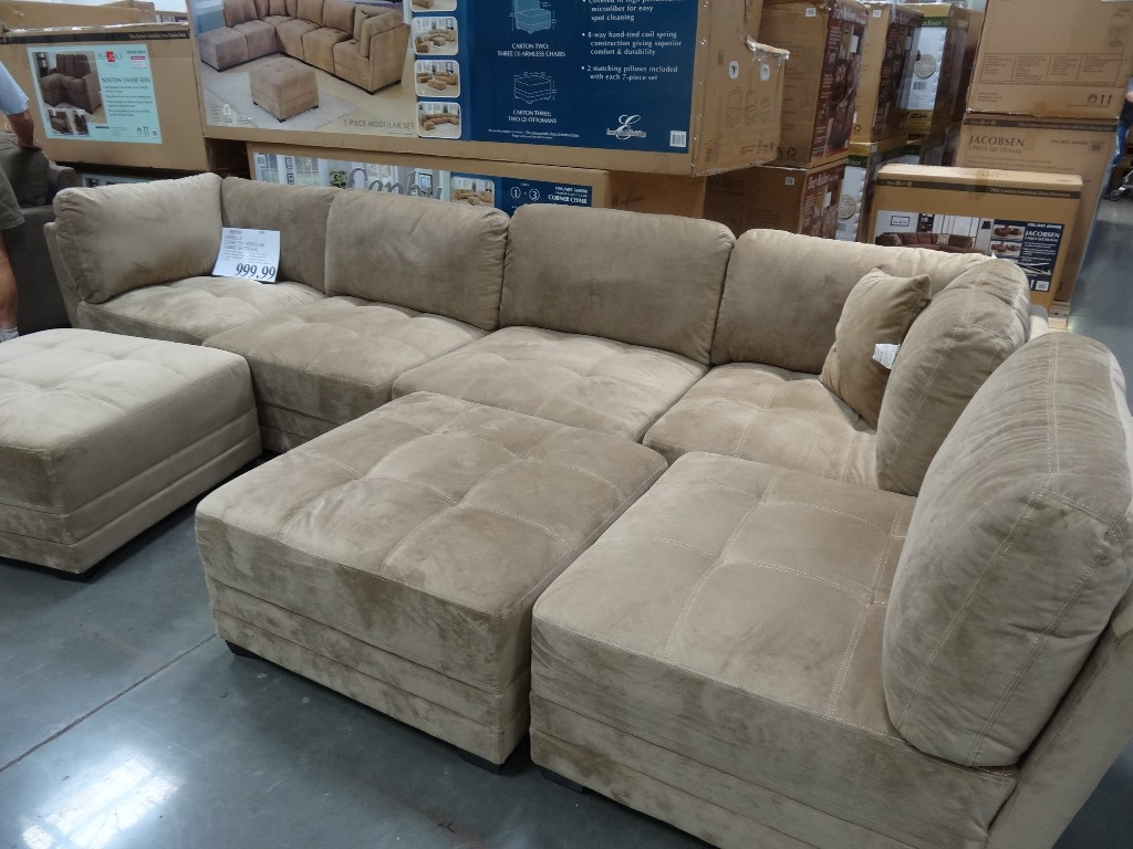 Canby Modular Sectional Sofa Set Costco 2