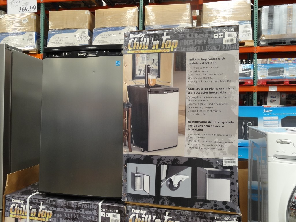 Danby Keg Cooler Costco