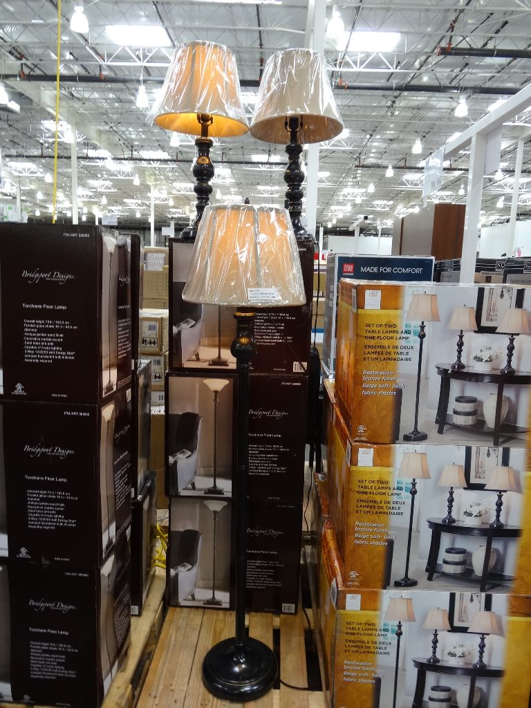 Design Solutions International 3-Pack Lamps Costco