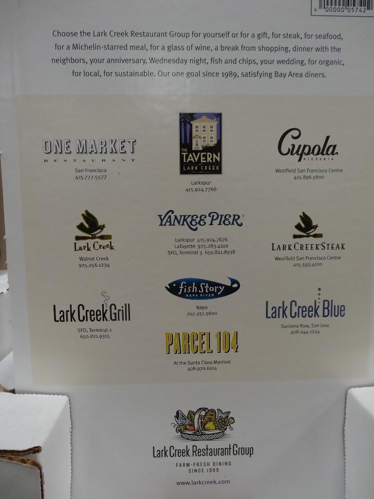 Gift Card Lark Creek Restaurants Costco