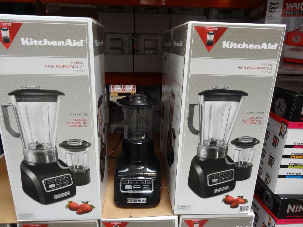 KitchenAid 5-Speed Blender Costco