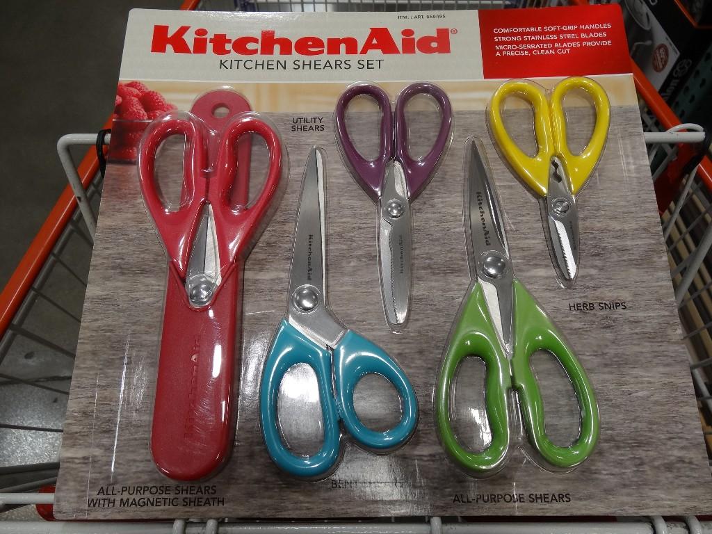 KitchenAid Kitchen Shears Set Costco