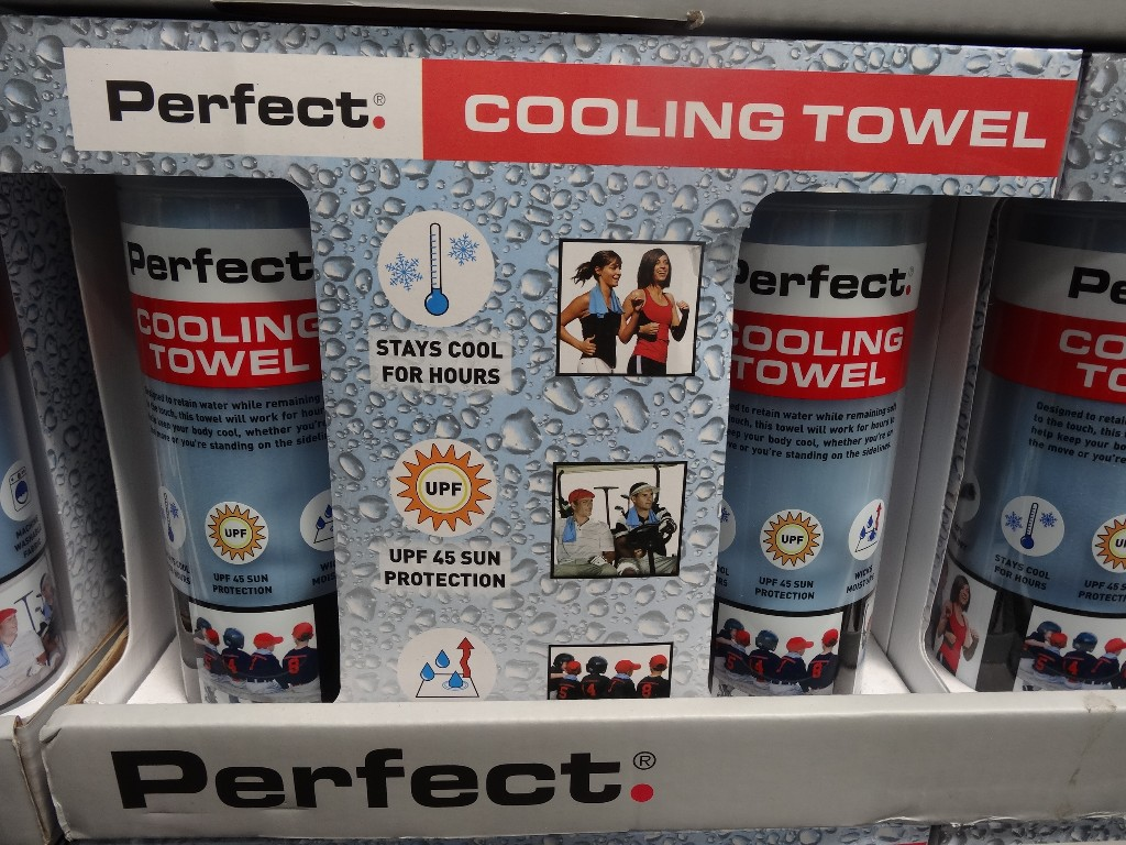 Perfect Cooling Towel Costco