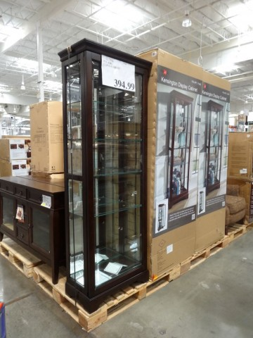 pulaski furniture costco pulaski kensington display cabinet 12949