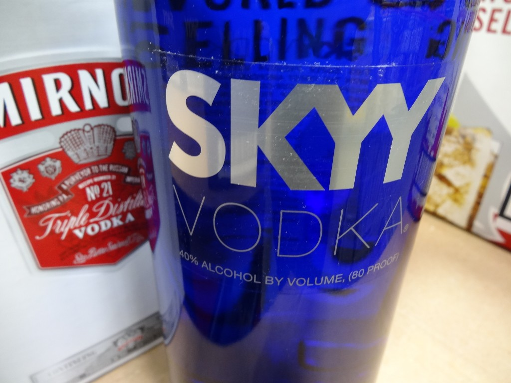 Skyy Vodka Costco