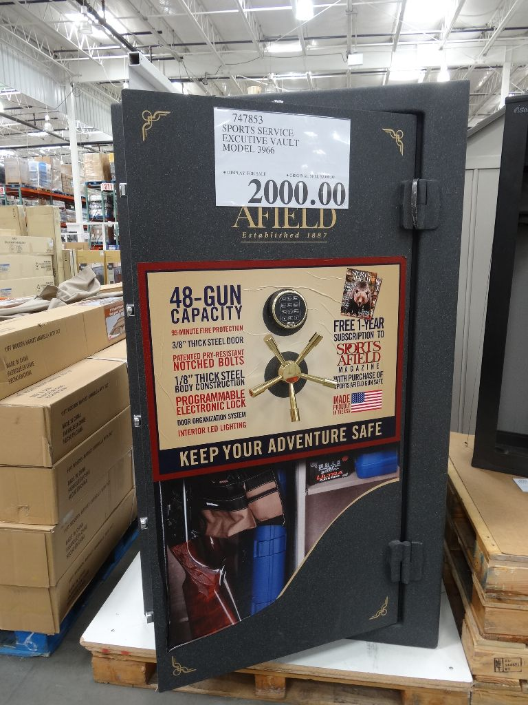 Sports Service Executive Vault Costco