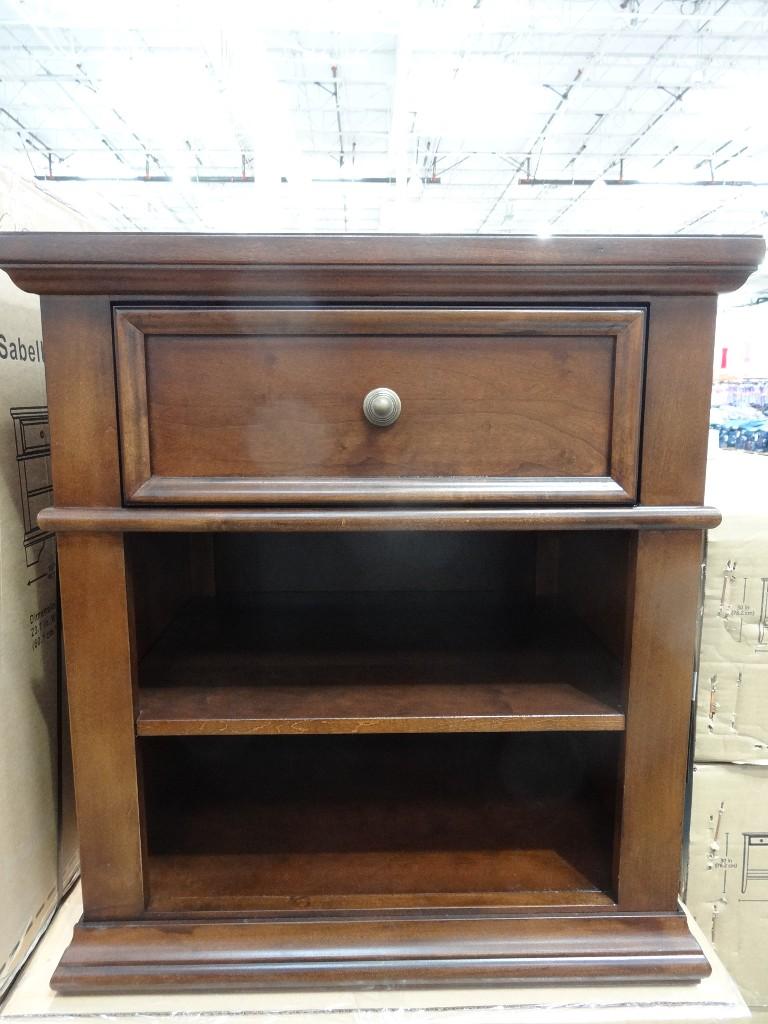 Universal Furniture Sabella Nightstand Costco