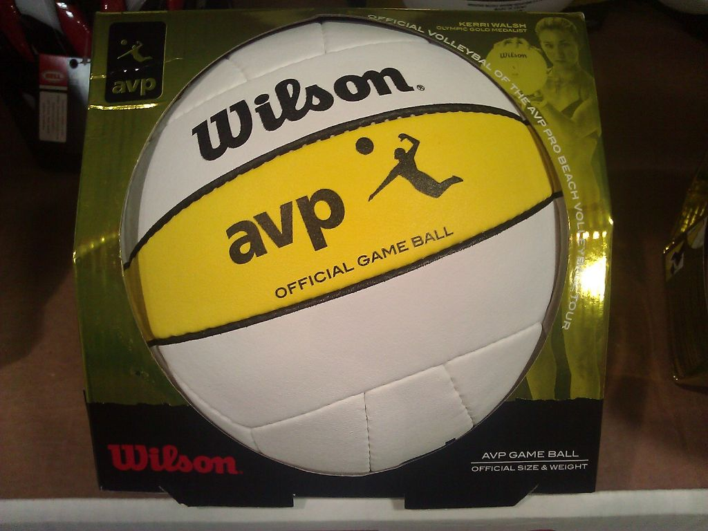 Wilson Sports Volleyball Costco