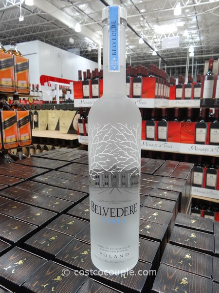 Belvedere Vodka Costco