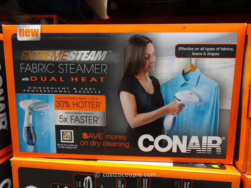 Conair ExtremeSteam Handheld Fabric Steamer Costco