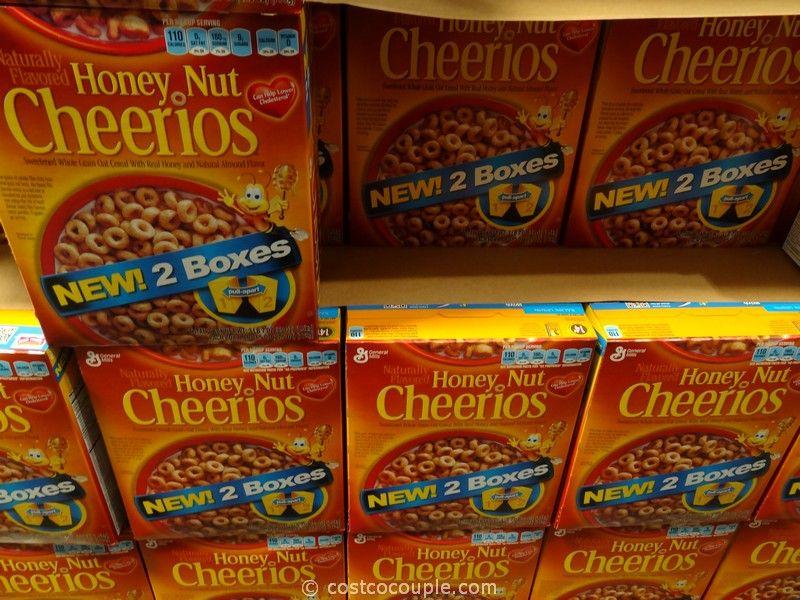 Honey Nut Cherrios Costco