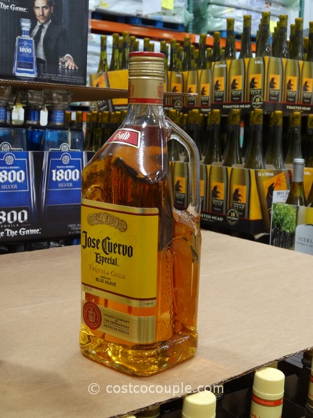 Jose Cuervo Gold Tequila Costco
