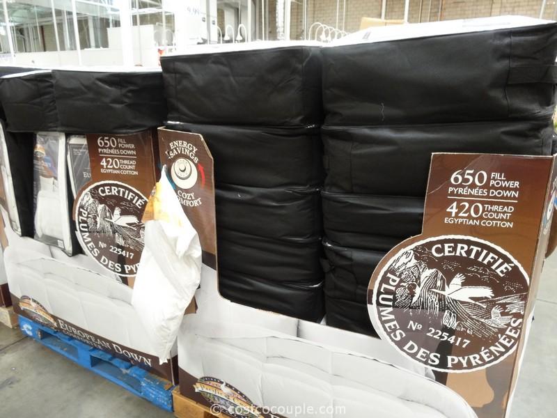 Pacific Coast European Down Comforter Costco
