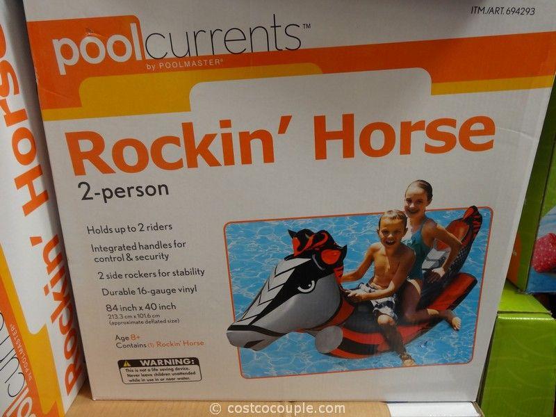 Rockin Horse 2 Person Pool Float Costco