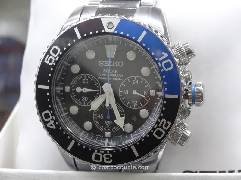 Seiko Solar Diver Costco