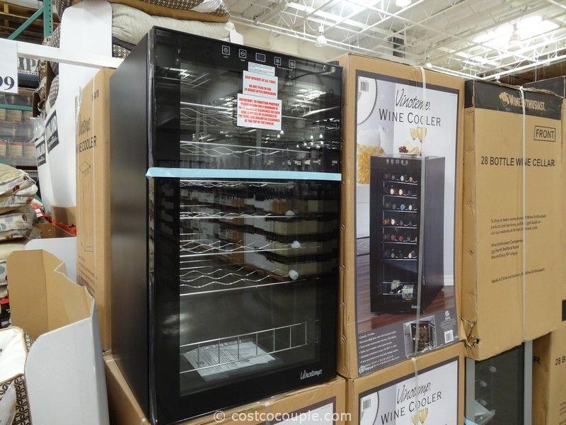 vinotemp wine fridge. Vinotemp 34 Bottle Wine Cooler Costco Fridge I
