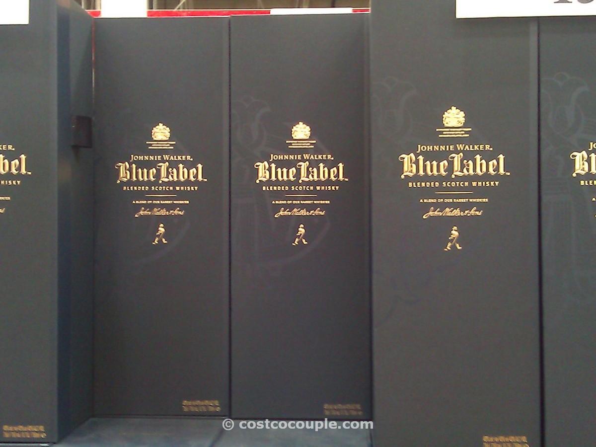 Johnnie Walker Blue Label Costco