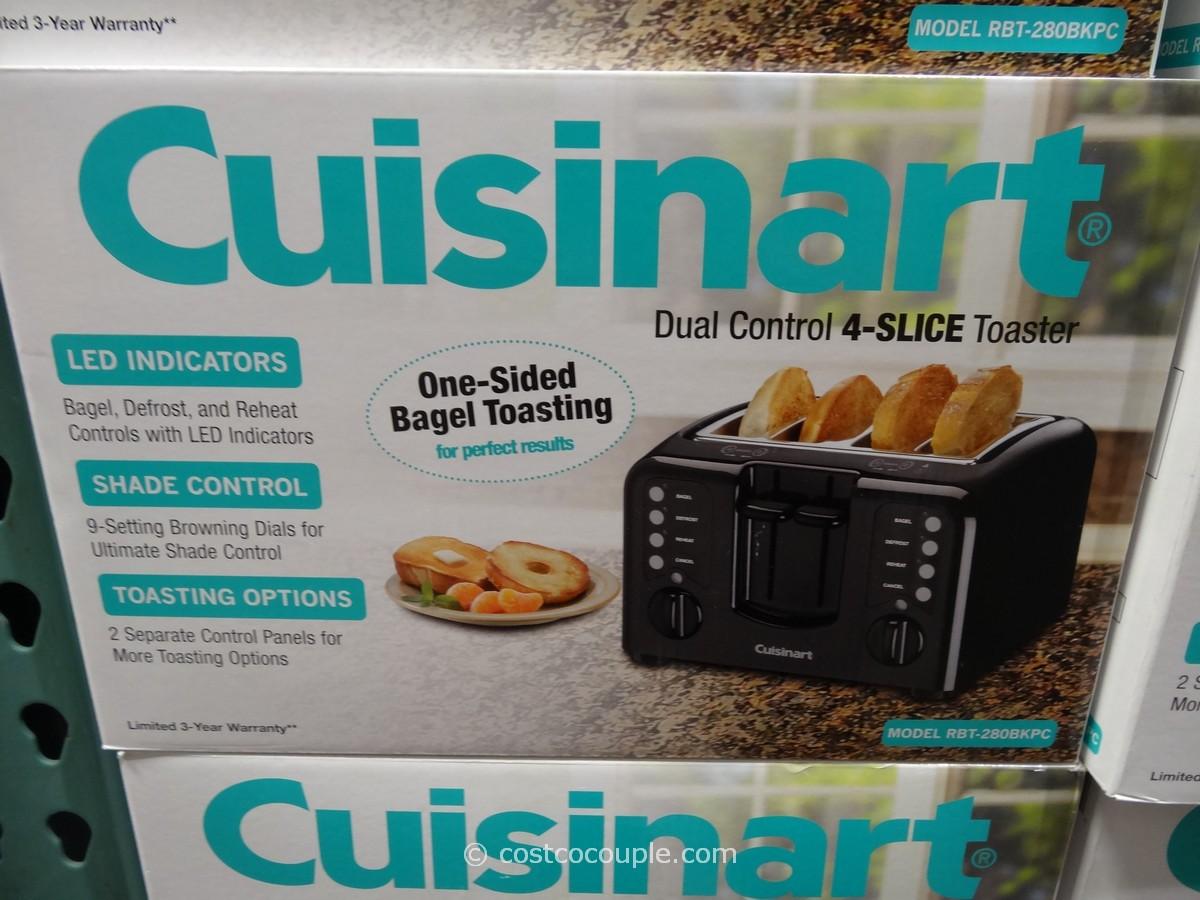 Cuisinart Dual Control Toaster Costco 2