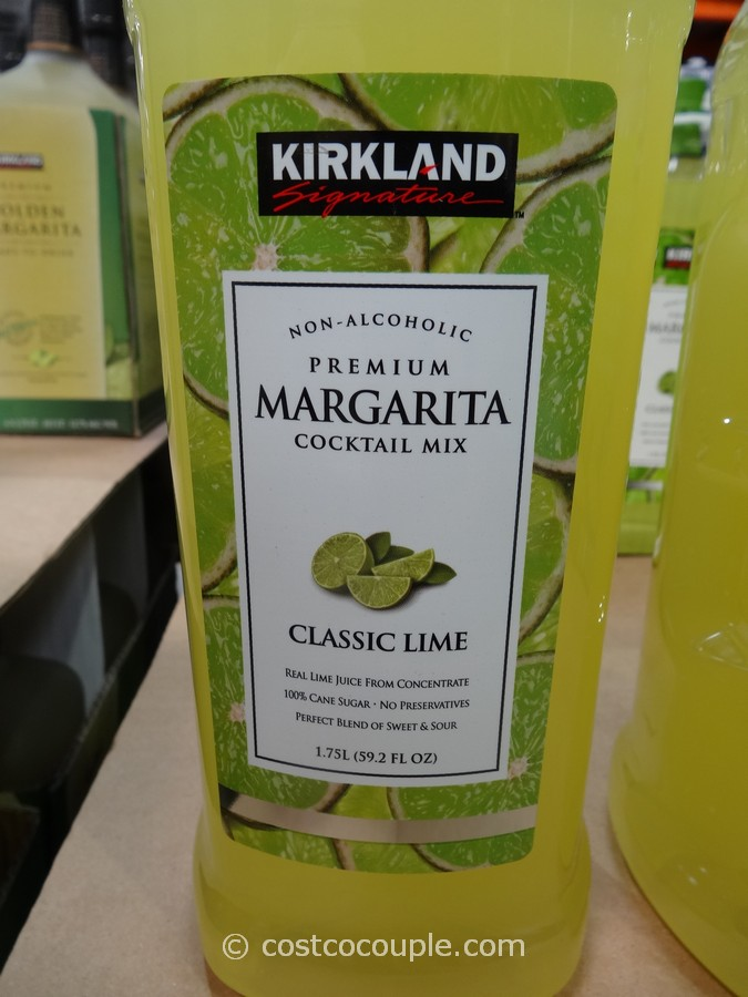 Kirkland Signature Premium Margarita Mix Costco