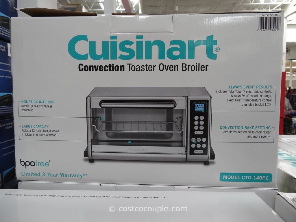 Cuisinart Convection Toaster Oven