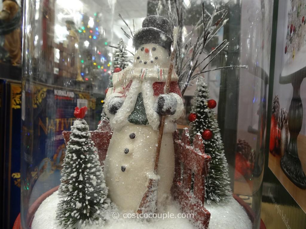 Holiday Cloche Costco 4