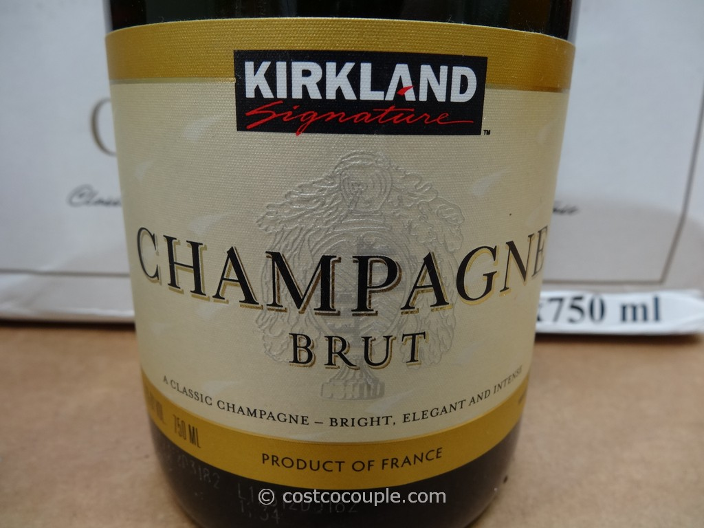 Kirkland Signature Champagne Brut Costco 2