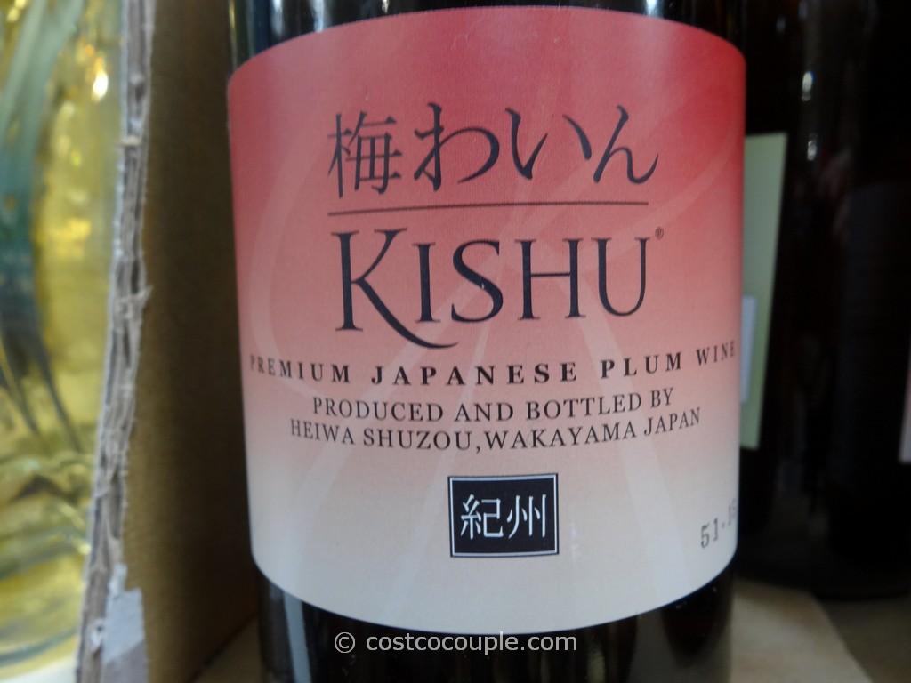 Kishu Plum Wine Costco 1