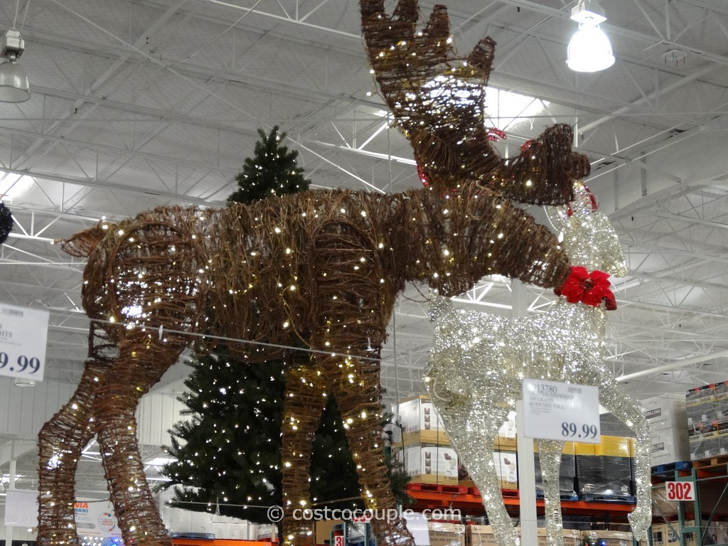 Costco Christmas Decorations Outdoors