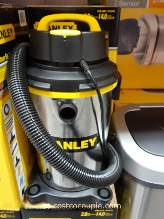 Stanley Stainless Steel Wet Dry Vacuum Costco 2