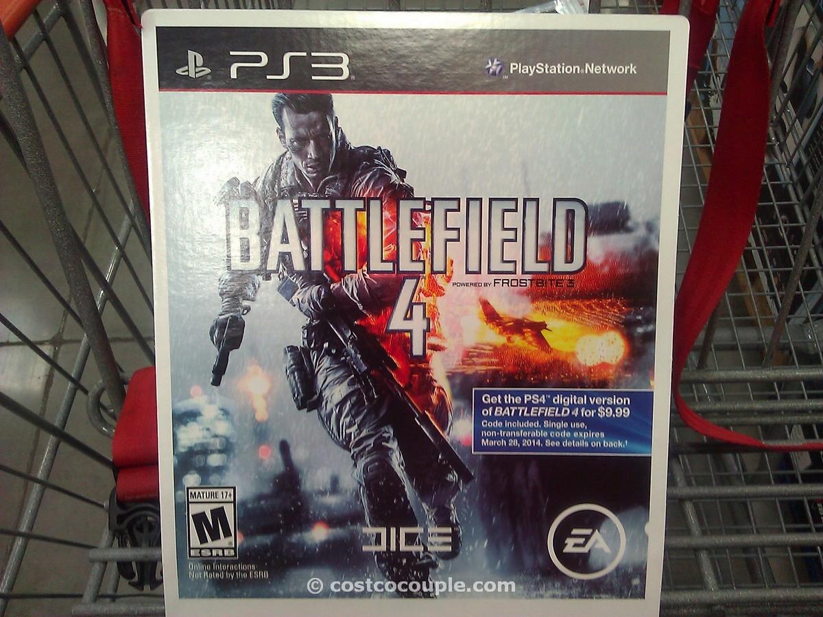 Battlefield 4 Video Game Costco 2