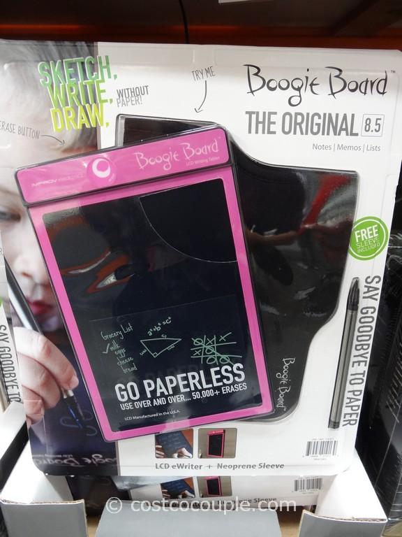 Boogie Board The Original LCD E-Writer Costco 3