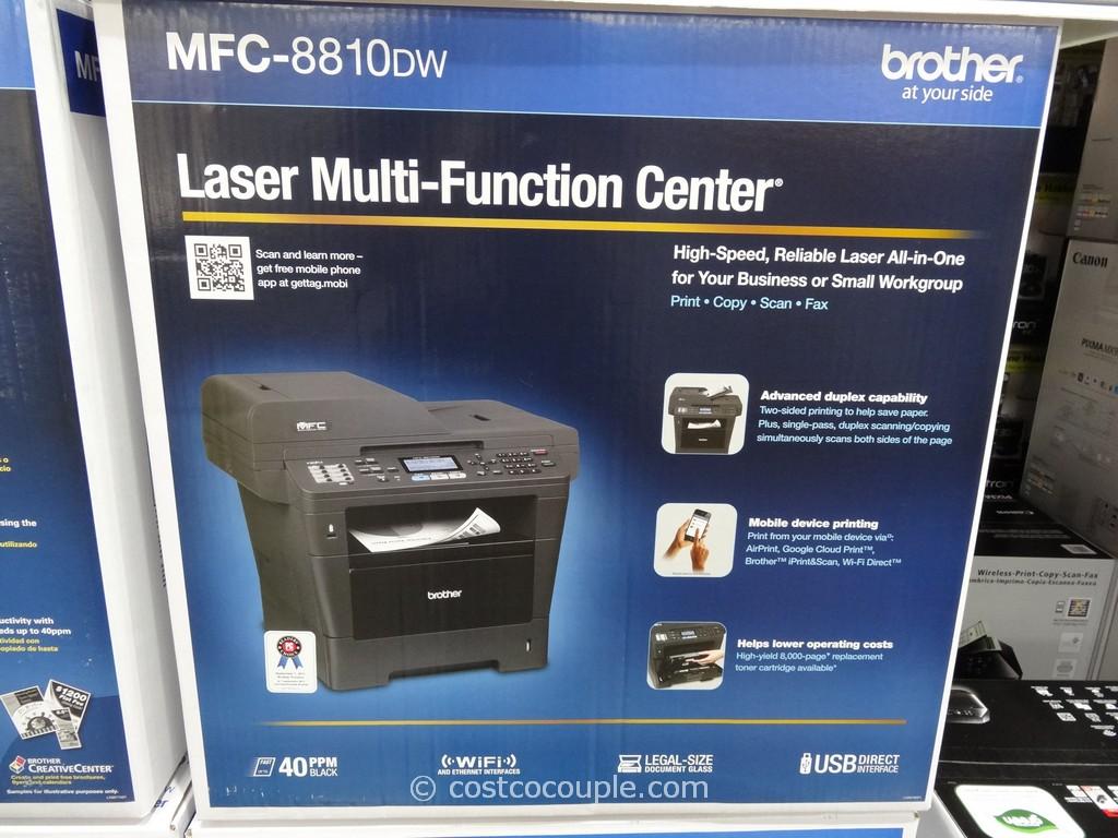Brother Laser Multi-Function Laser Printer Costco 2