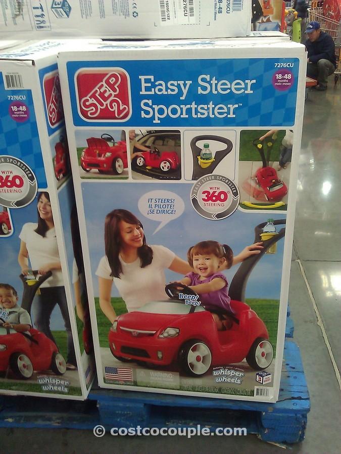 Easy Steer Sporster Costco 1