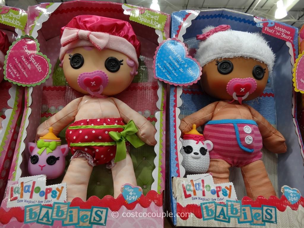 Lalaloopsy Baby Doll Costco 2