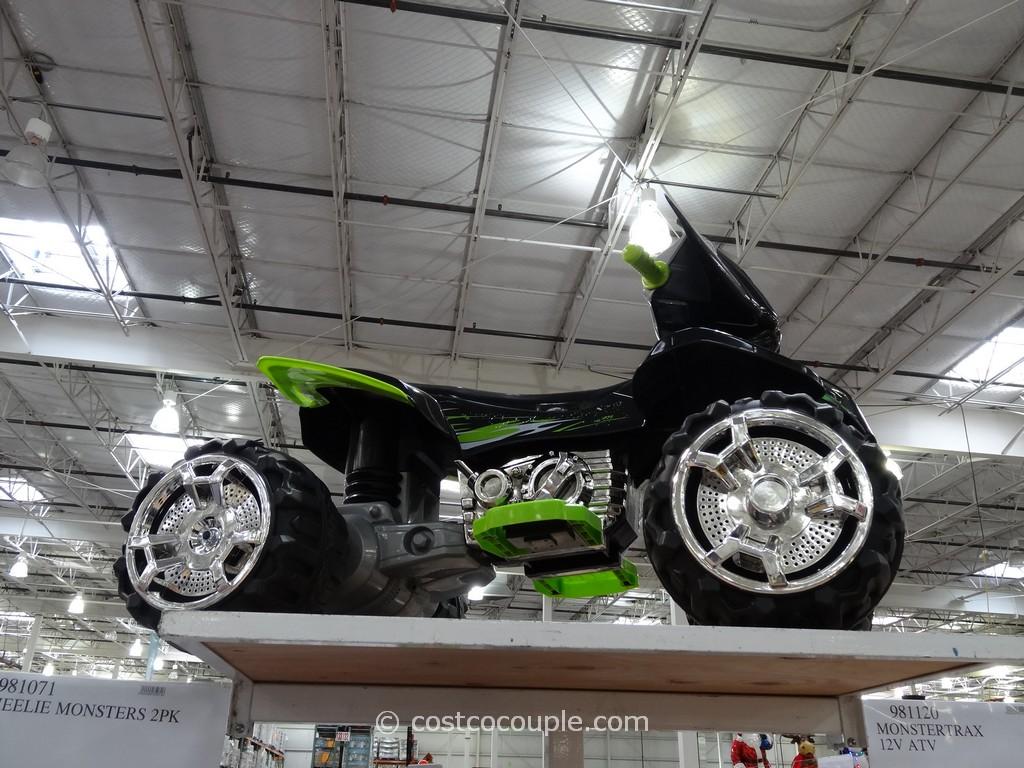 MonsterTrax 12 Volt Quad Bike Costco 2