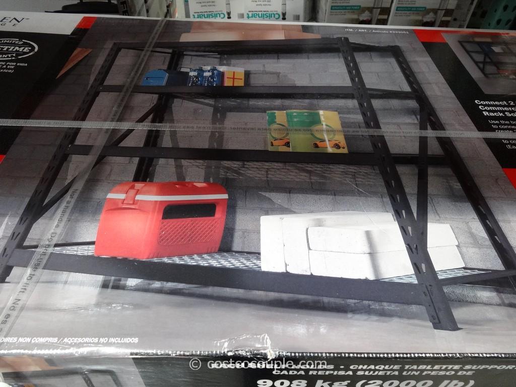 Whalen Industrial Rack Costco 7