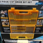 Arcan 208 Piece Professional Bit and Driver Set Costco 2