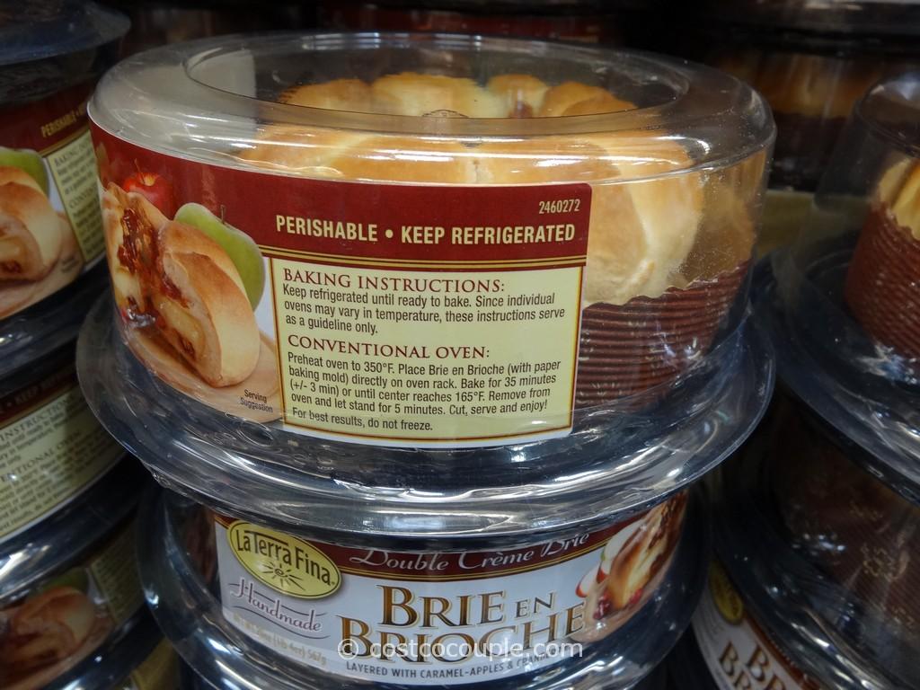 La Terra Fina Brie En Brioche Costco 2