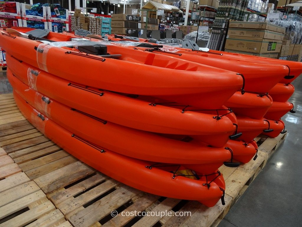 Future Beach 12.0T Tandem Sit-on Kayak Costco 2