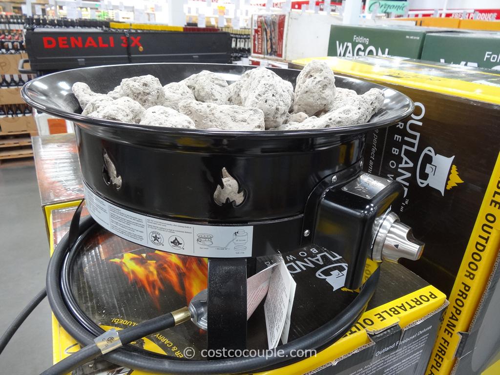 Propane Outdoor Fireplace Costco Ideas