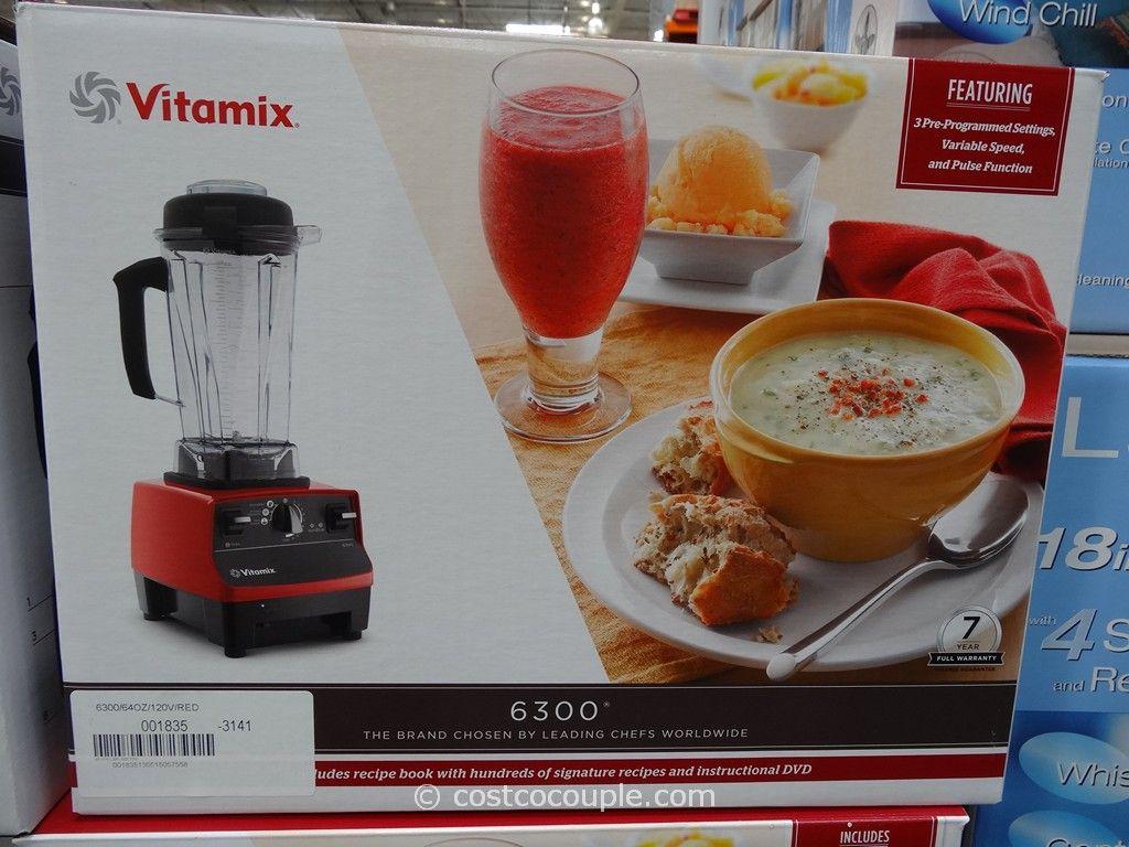 Vitamix 6300 Costco 2
