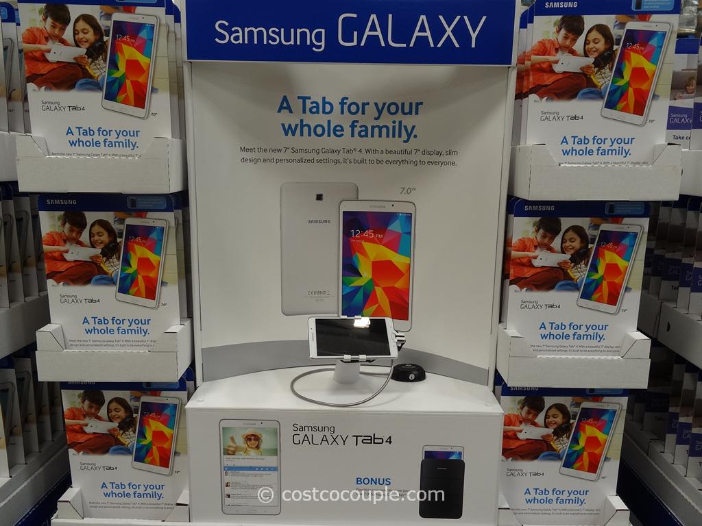 Samsung Galaxy 4 7-Inch Tablet Costco 2
