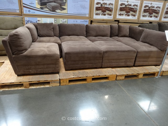 Awesome Marks And Cohen Hayden 8 Piece Modular Fabric Sectional