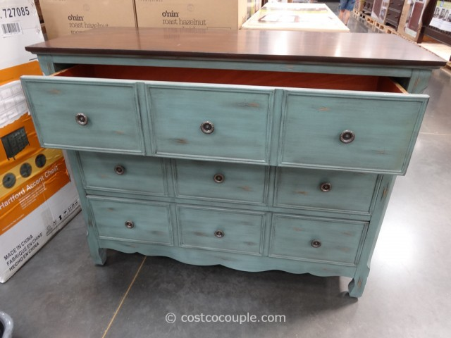 costco chest of drawers stein world hartford 3 drawer accent chest 15021