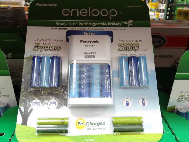 Eneloop Rechargeable Batteries Set