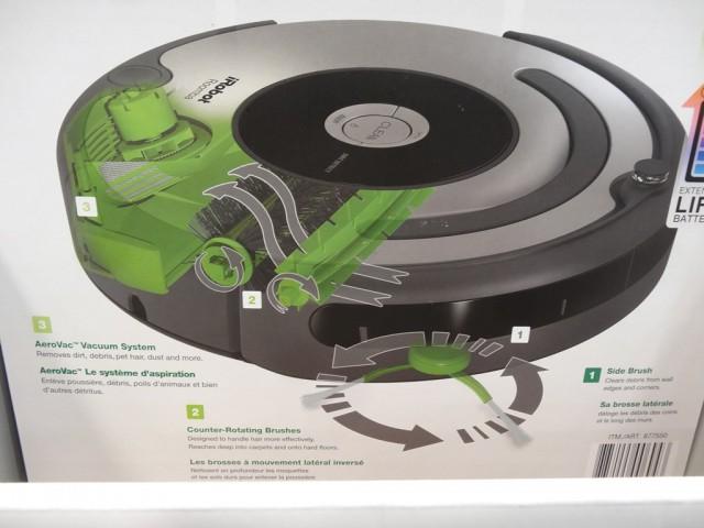iRobot Roomba 655 Pet Series Vacuum