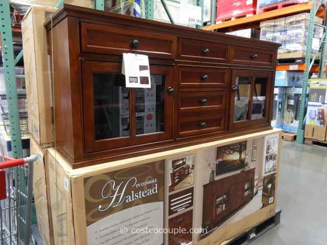 Universal Furniture Halstead Tv Console Costco 2