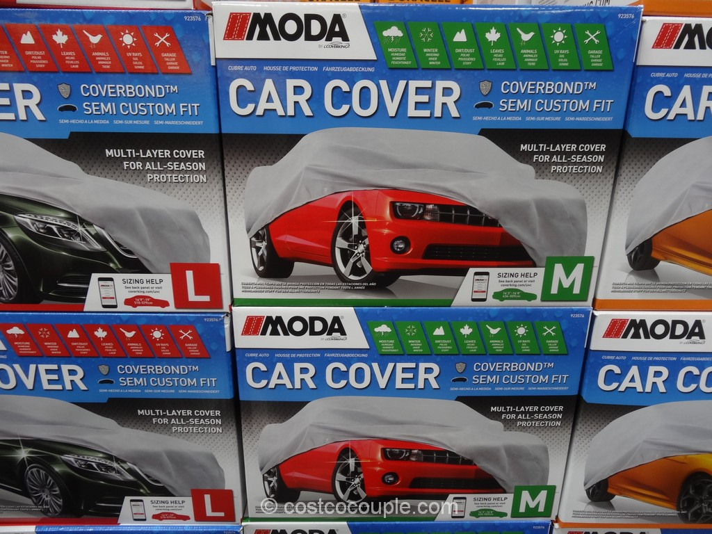 CoverKing Universal Car Cover Costco 2