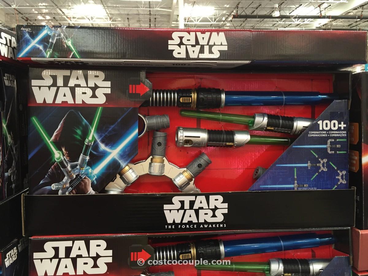 Star Wars Episode 7 LightSaber Costco 2